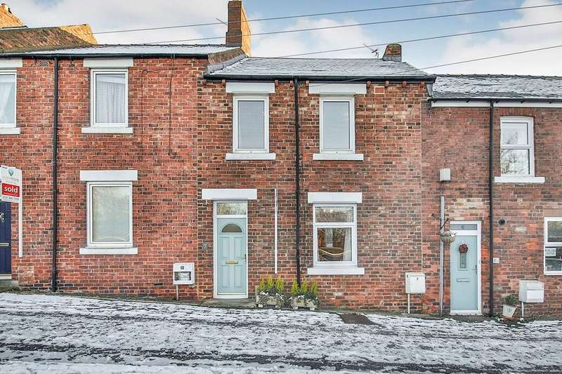 4 Bedrooms Terraced House for rent in Newcastle Road, Crossgate Moor, Durham, DH1