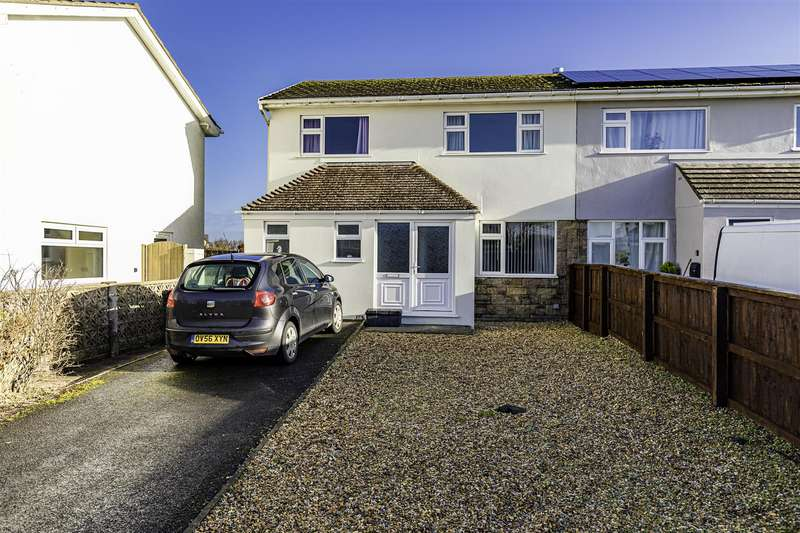 4 Bedrooms Semi Detached House for sale in 16 St. Brides View, Roch, SA62 6AZ