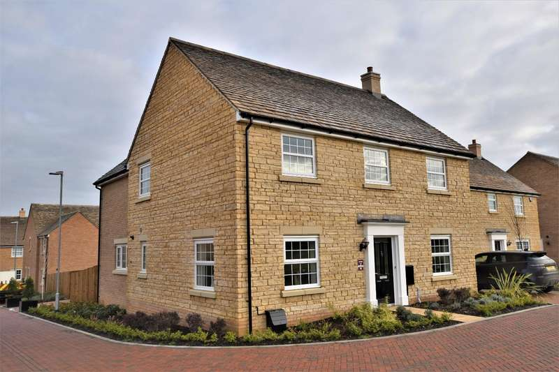 5 Bedrooms Detached House for sale in Uffington Road, Barnack, Stamford