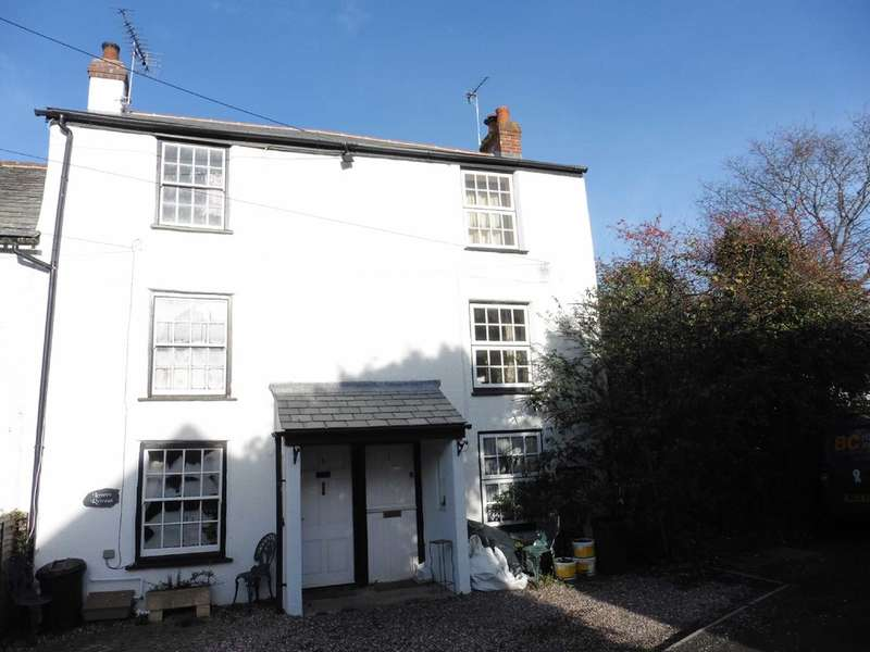 2 Bedrooms Terraced House for rent in Crawford Cottages, The Leat, Stratton, Bude