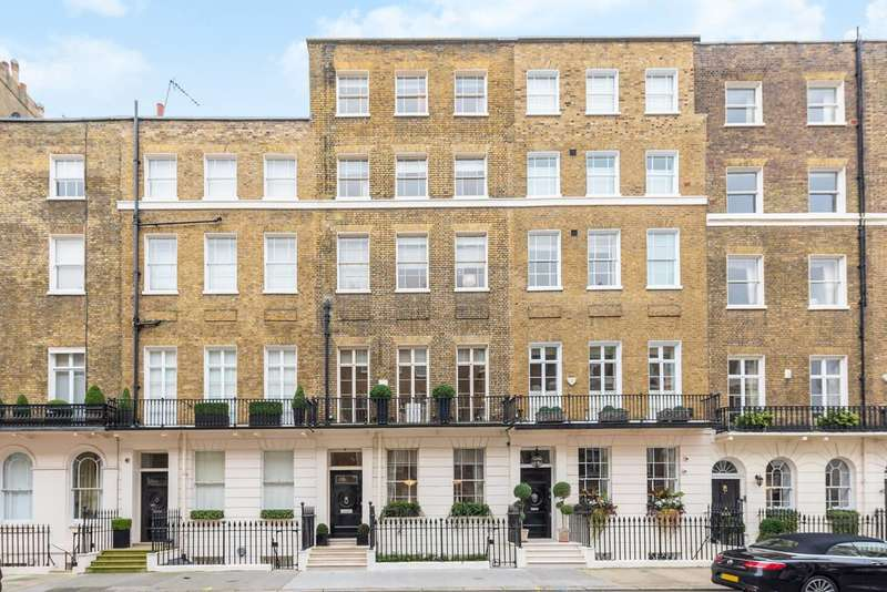 6 Bedrooms Terraced House for sale in Chester Street, Belgravia, SW1X