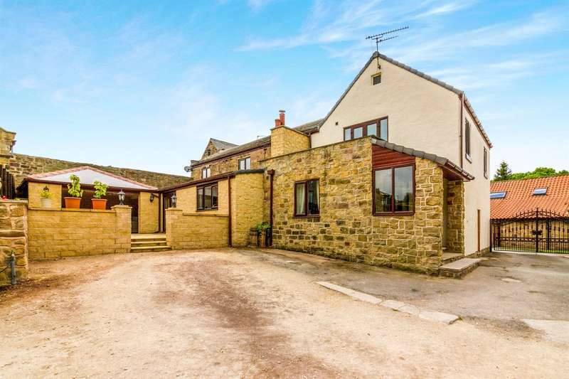 4 Bedrooms Detached House for sale in Rotherham SOUTH YORKSHIRE