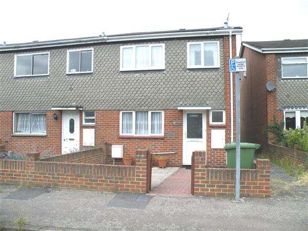 3 Bedrooms End Of Terrace House for rent in Ditchfield Road, Hoddesdon