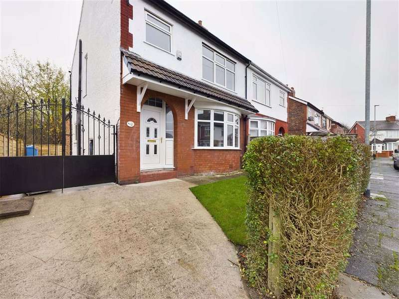3 Bedrooms Semi Detached House for sale in Milford Drive, Levenshulme