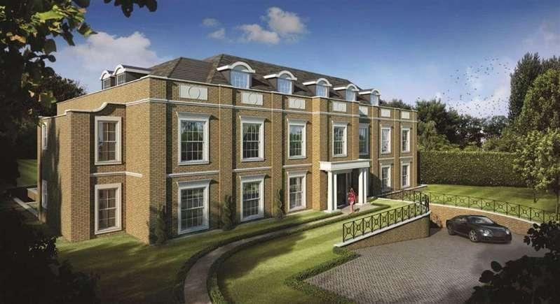 3 Bedrooms Property for sale in Watford Road, Radlett, Hertfordshire