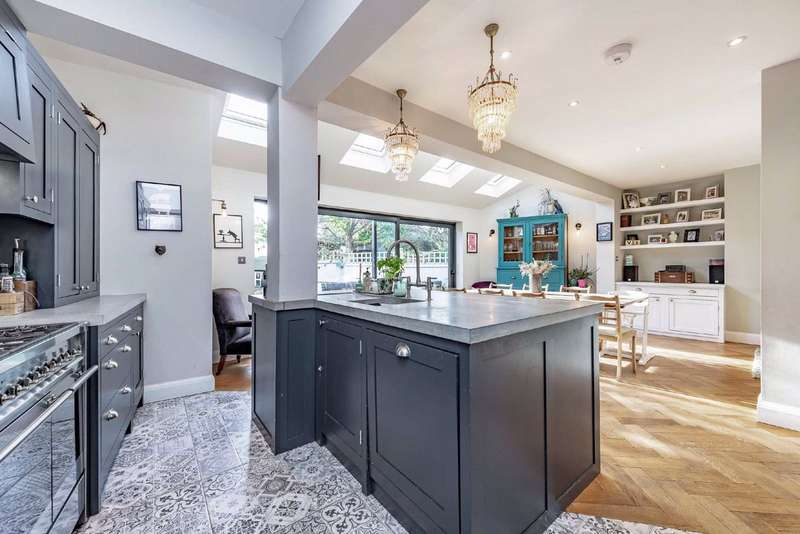 5 Bedrooms House for sale in Parkthorne Road, Balham, London