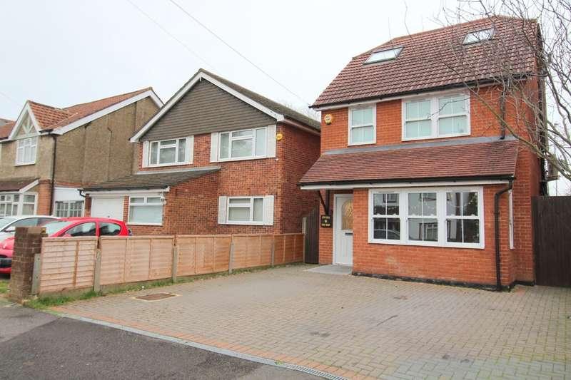 4 Bedrooms Detached House for sale in Station Crescent, Ashford