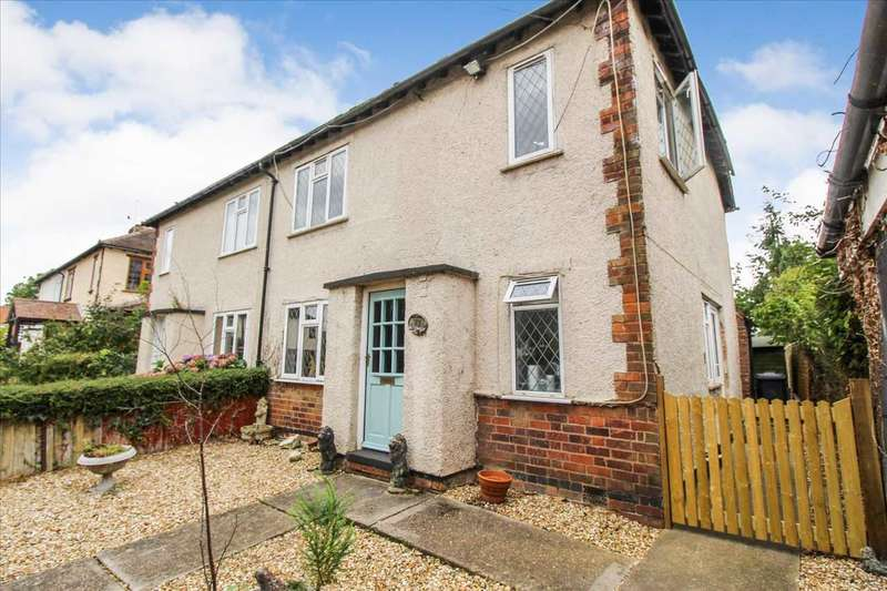 4 Bedrooms Semi Detached House for sale in Main Street, Willoughy on the Wolds, Leicestershire