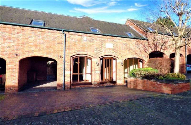 3 Bedrooms Unique Property for sale in St Mary's Barns, Weeford, Lichfield
