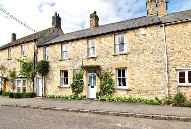 4 Bedrooms Terraced House for sale in Chapel Hill, Wootton