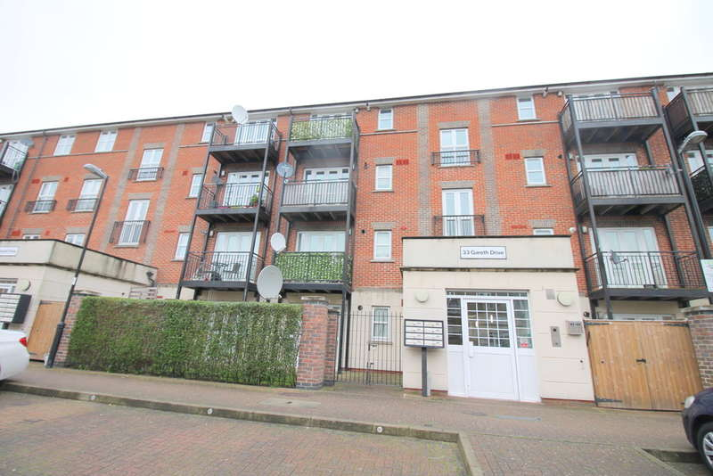 1 Bedroom Flat for sale in Gareth Drive, London