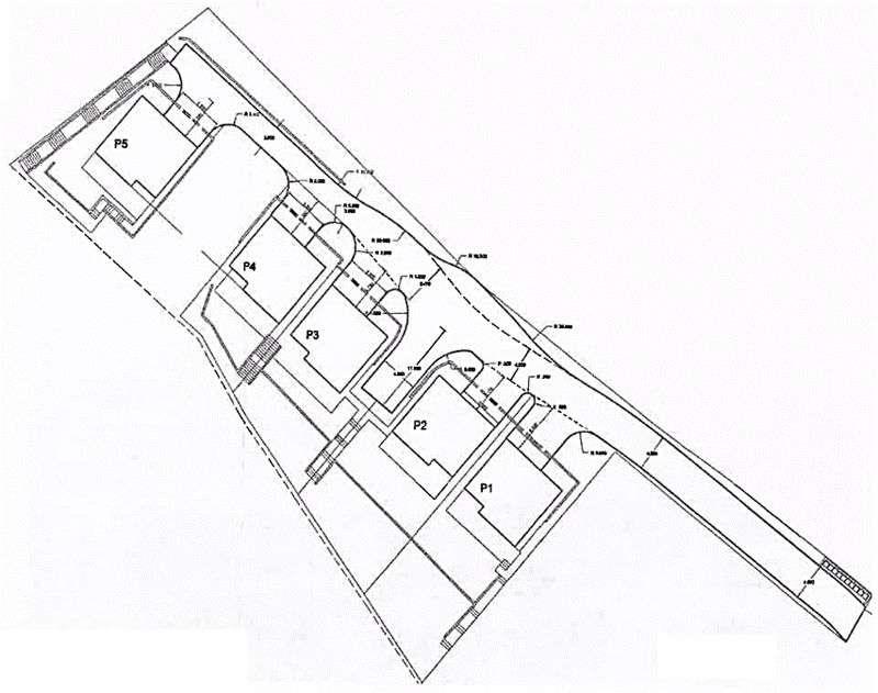 Property for sale in 0.698 Acres of Development Land, North West of Llys Y Fran, Station Terrace, Bedlinog, Treharris