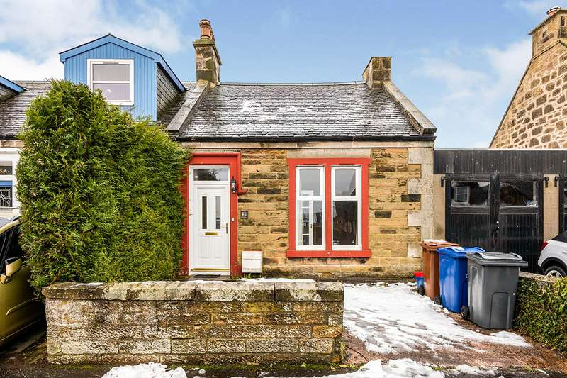 2 Bedrooms House for sale in Muirpark, Dalkeith, Midlothian, EH22