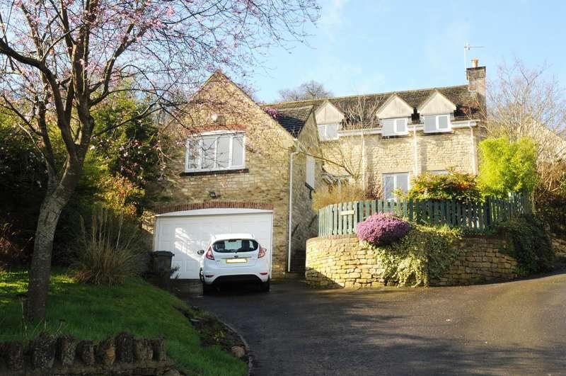 4 Bedrooms Detached House for sale in Windsoredge, Nailsworth, Stroud, GL6 0NN