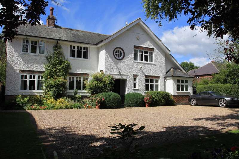 6 Bedrooms Detached House for sale in Willoughby Road, Countesthorpe