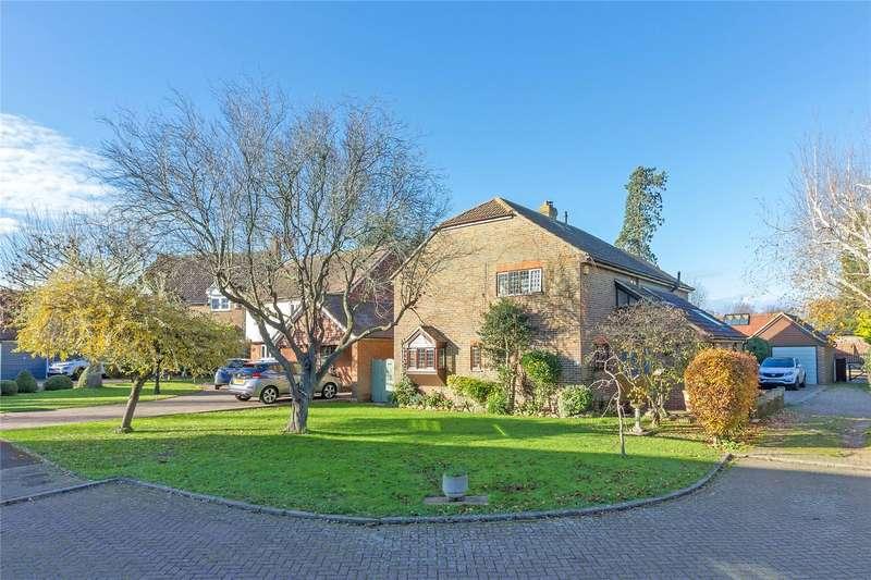 5 Bedrooms Detached House for sale in Barn Close, Borden, Sittingbourne, Kent, ME9