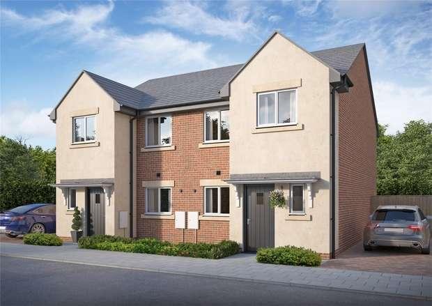 3 Bedrooms Detached House for sale in Plot 82 - The Alder, Langdale Grange, Centaurea Homes, Primrose, Jarrow