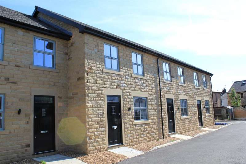 3 Bedrooms Terraced House for sale in Church St, Ribchester, Preston, Lancashire, PR3 3YE