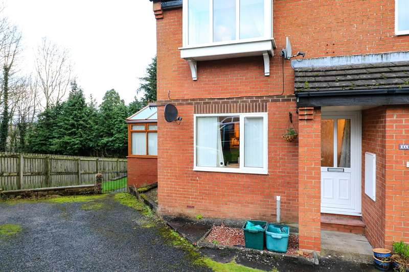 1 Bedroom Apartment Flat for sale in Murton View, Appleby-in-Westmorland, CA16