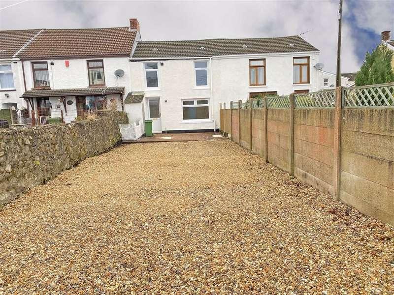 3 Bedrooms Terraced House for sale in Mount Pleasant Street, Trecynon, Trecynon Aberdare, Aberdare