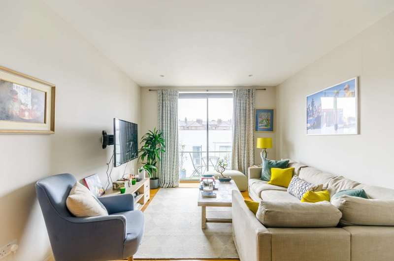 2 Bedrooms Flat for sale in Yvon House, Battersea Park, SW11
