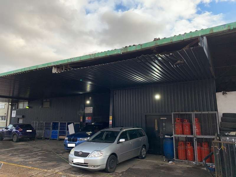 Commercial Property for sale in Unit J2A Chadwell Heath Industrial Park