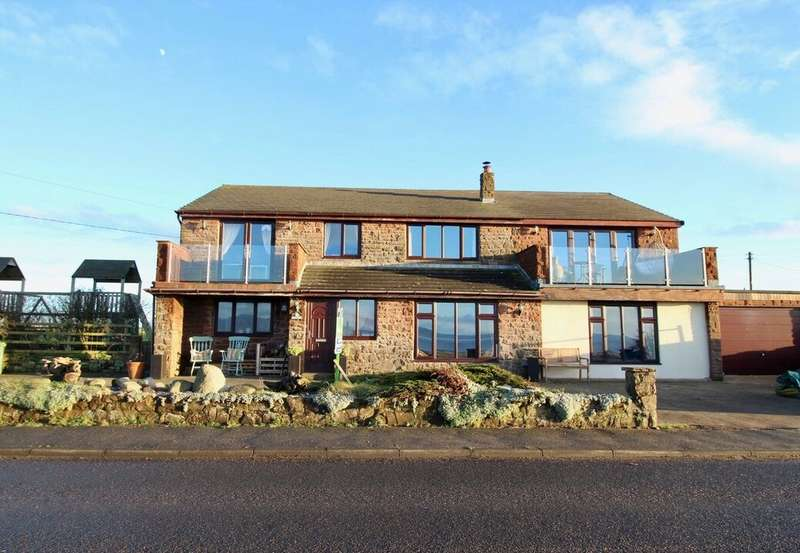 6 Bedrooms Detached House for sale in Beckfoot, Silloth, Wigton, Cumbria, CA7