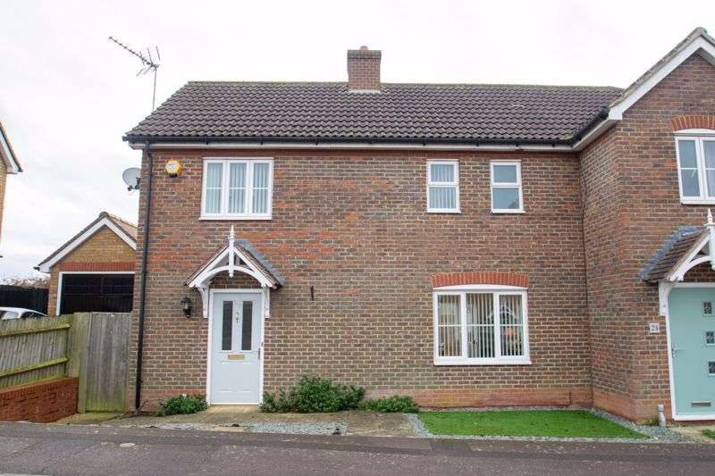 3 Bedrooms Property for sale in Gardeners Close, Maulden