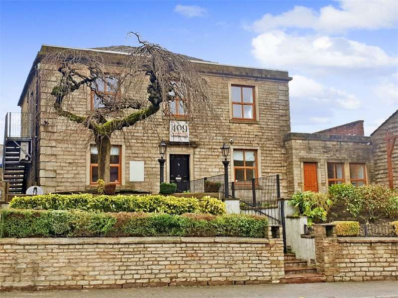 Commercial Property for sale in Church Street, Littleborough, Lancashire