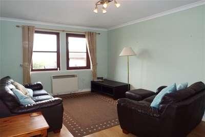 2 Bedrooms Flat for rent in James Street, Stirling