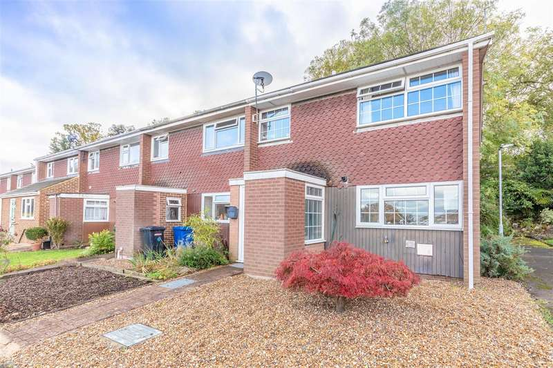 3 Bedrooms End Of Terrace House for sale in Basford Way, Windsor
