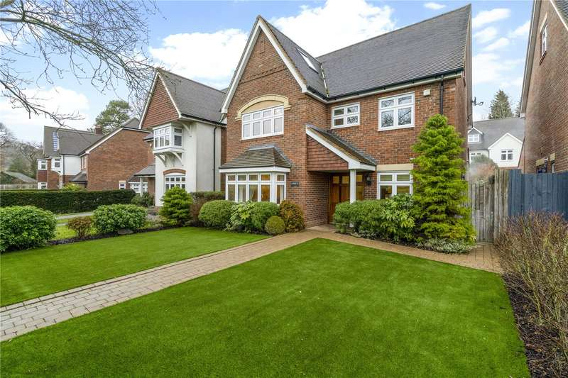 6 Bedrooms Detached House for sale in Outwood Lane, Chipstead, Coulsdon, Surrey, CR5