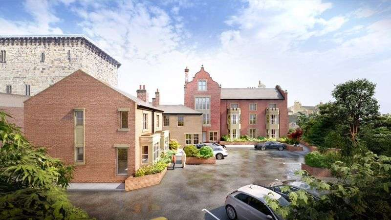 3 Bedrooms Property for sale in The Abbeydale, Apartment A, Hallgate, Hexham