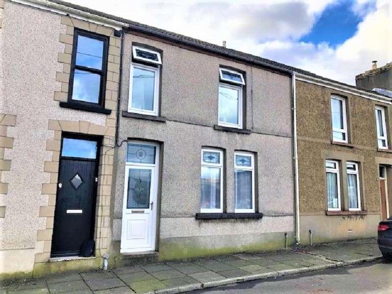 3 Bedrooms Terraced House for sale in Pen Y Garn Terrace, Maesteg, Bridgend. CF34 9AU