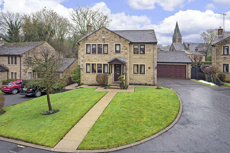 4 Bedrooms Detached House for sale in Steeton Hall Gardens, Steeton