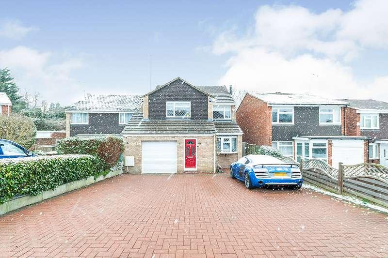 4 Bedrooms Detached House for sale in Berkeley Close, Stevenage, Hertfordshire, SG2