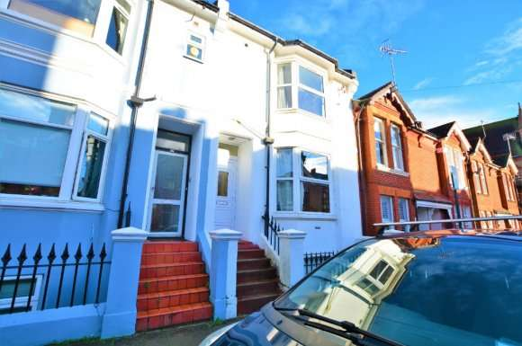6 Bedrooms Terraced House for rent in Trinity Street, Hanover, Brighton, BN2