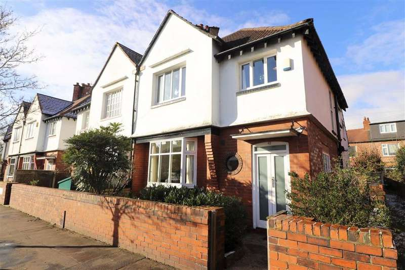 4 Bedrooms Semi Detached House for sale in Reynard Road, Chorlton, Manchester, M21