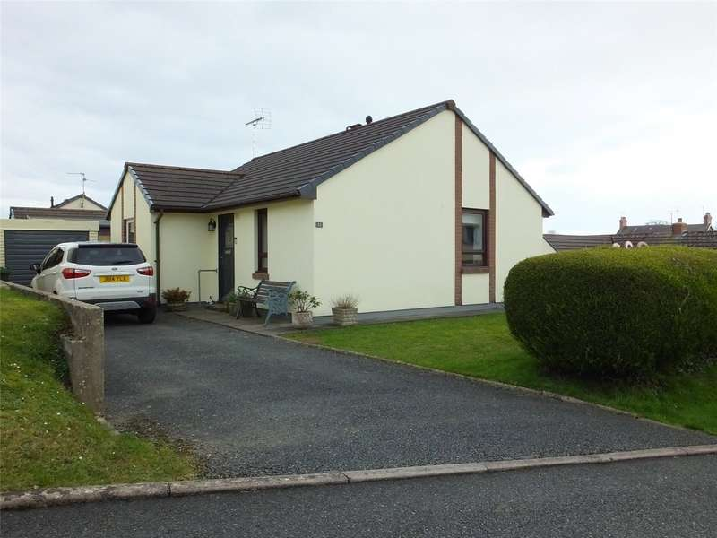 2 Bedrooms Detached Bungalow for sale in Oakfield Drive, Kilgetty, Pembrokeshire