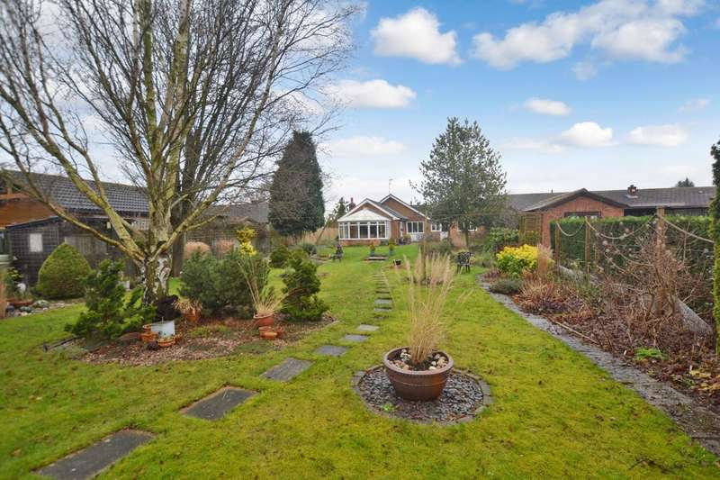 4 Bedrooms Detached Bungalow for sale in Gravelly Lane, Fiskerton