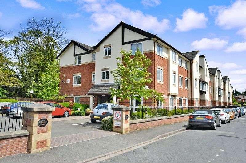 1 Bedroom Property for sale in Gheluvelt Court, Worcester, WR1 1JB