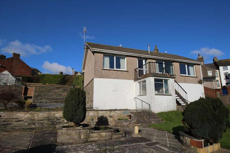2 Bedrooms Detached Bungalow for sale in Fairbank, Butler Street, MILLOM