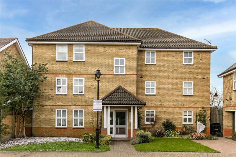 1 Bedroom Flat for sale in Alfred Close, London, W4