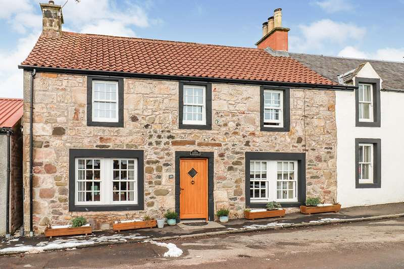 3 Bedrooms End Of Terrace House for sale in High Street, Dollar, Clackmannanshire, FK14