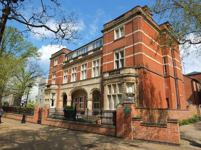 1 Bedroom Apartment Flat for sale in Court View, New Walk, Leicester