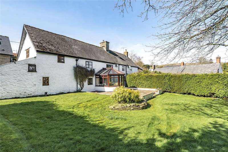 4 Bedrooms Semi Detached House for sale in Painscastle, Builth Wells, Powys, LD2 3JL