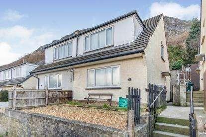 3 Bedrooms Semi Detached House for sale in Pendalar, Llanfairfechan, Conwy, LL33