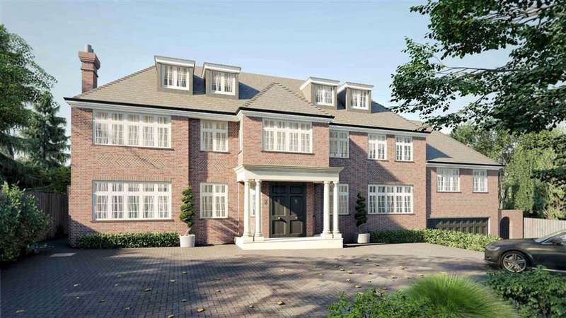 6 Bedrooms Detached House for sale in Grange Avenue, Totteridge, London