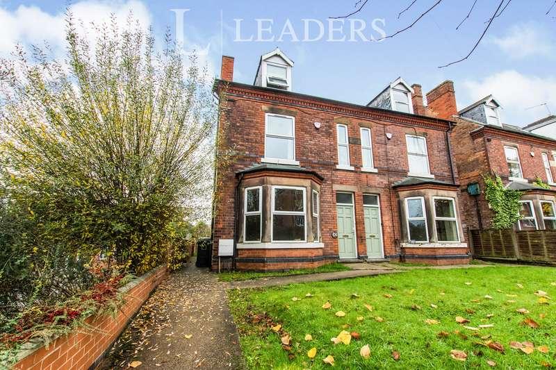 5 Bedrooms Semi Detached House for rent in Broadgate, Beeston