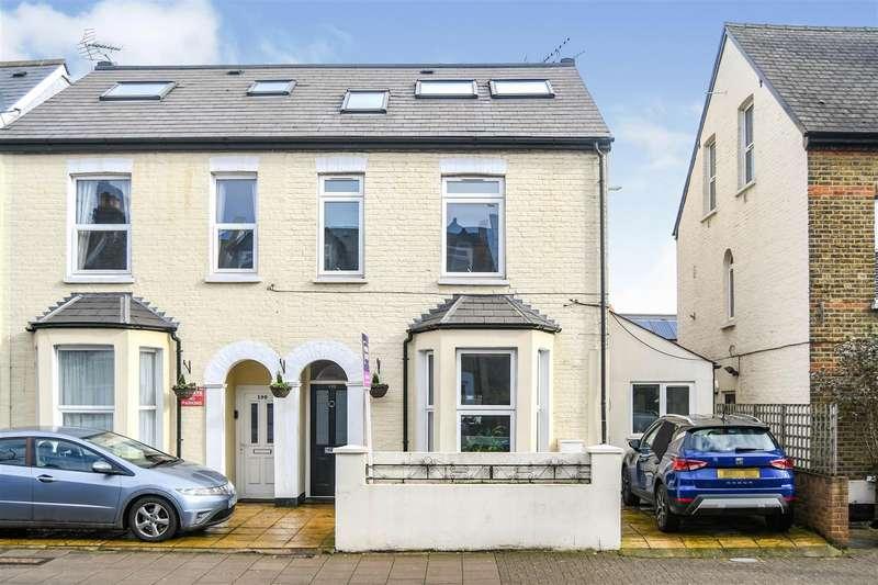 2 Bedrooms Flat for sale in Hartfield Road, Wimbledon